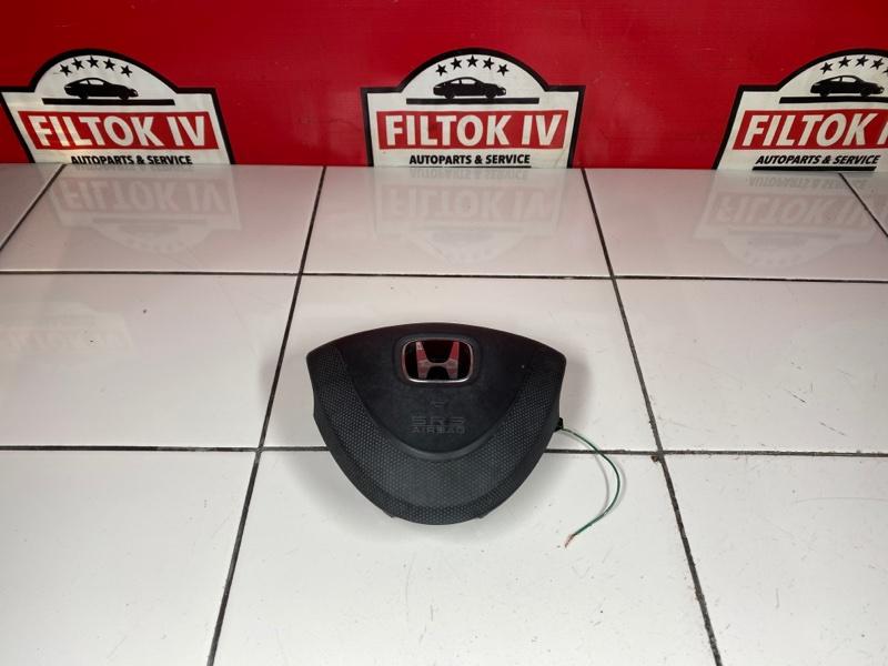 Подушка безопасности водителя Honda Fit GD2 L13A 2001