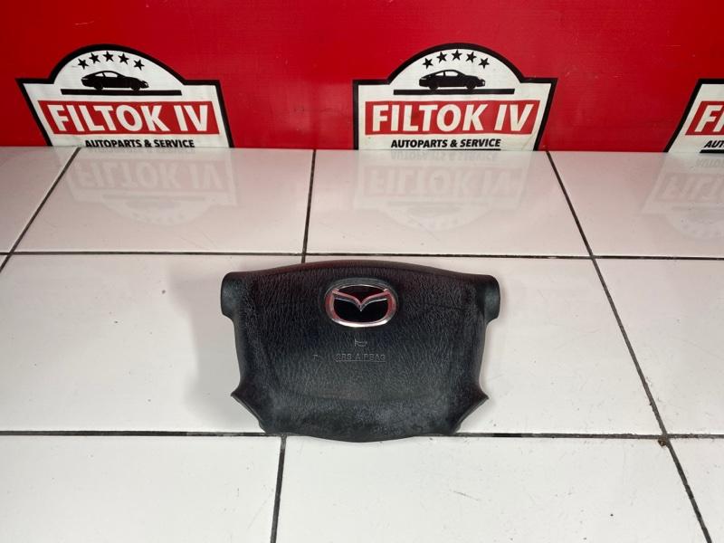 Подушка безопасности водителя Mazda Demio DW3W B3E 2002