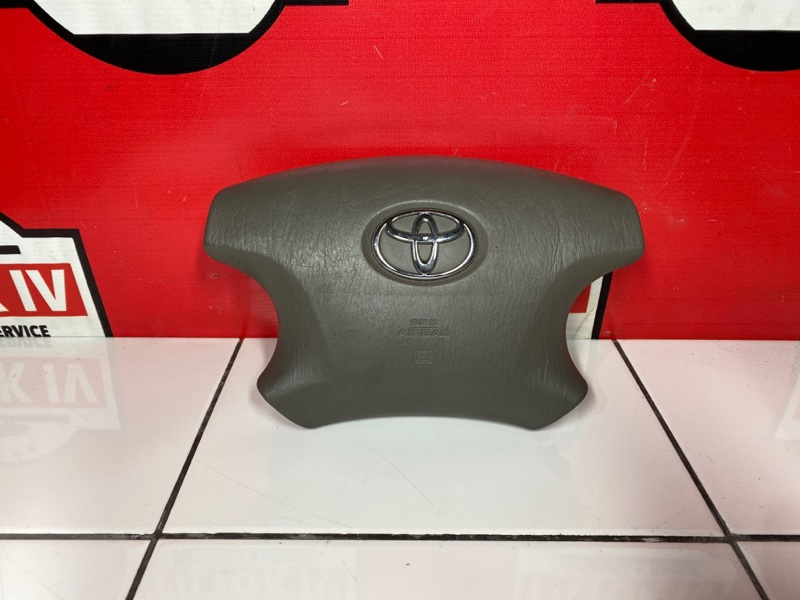 Подушка безопасности водителя Toyota Mark Ii JZX110 1JZFSE 2004