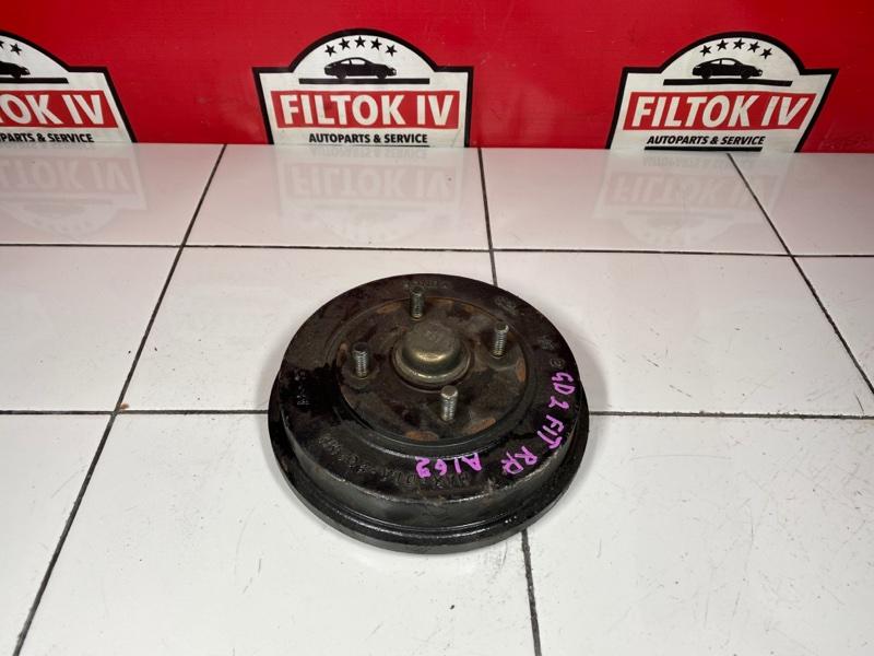 Тормозной барабан Honda Fit GD2 L13A 2001 задний правый