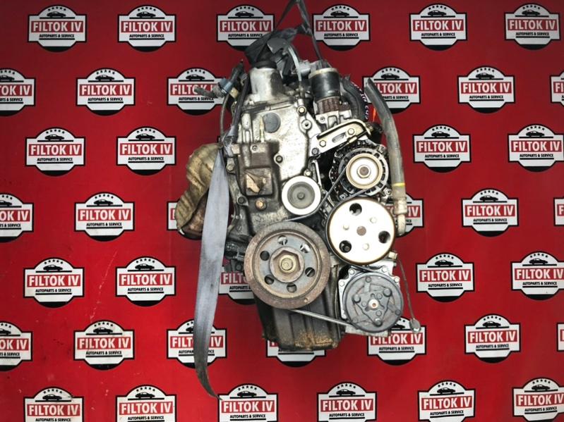 Двигатель Honda Fit GD2 L13A 2001