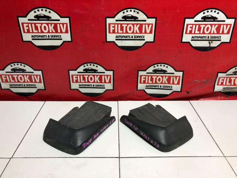 Брызговики Honda Civic ES1 D15B 2000 задние