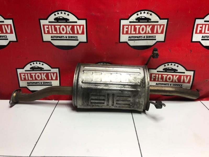 Глушитель Honda Civic ES1 D15B 2000