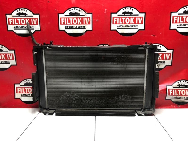 Радиатор основной Toyota Estima GSR55 2GRFE 2007