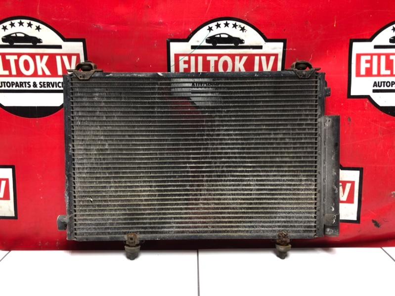Радиатор кондиционера Toyota Vitz SCP10 1SZFE 1999
