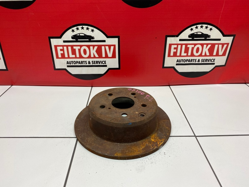 Диск тормозной Toyota Mark Ii GX100 1GFE задний
