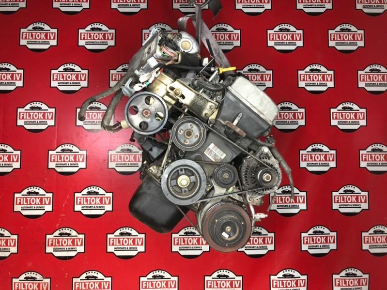 Двигатель Toyota Corona Premio AT210 4AFE 2001