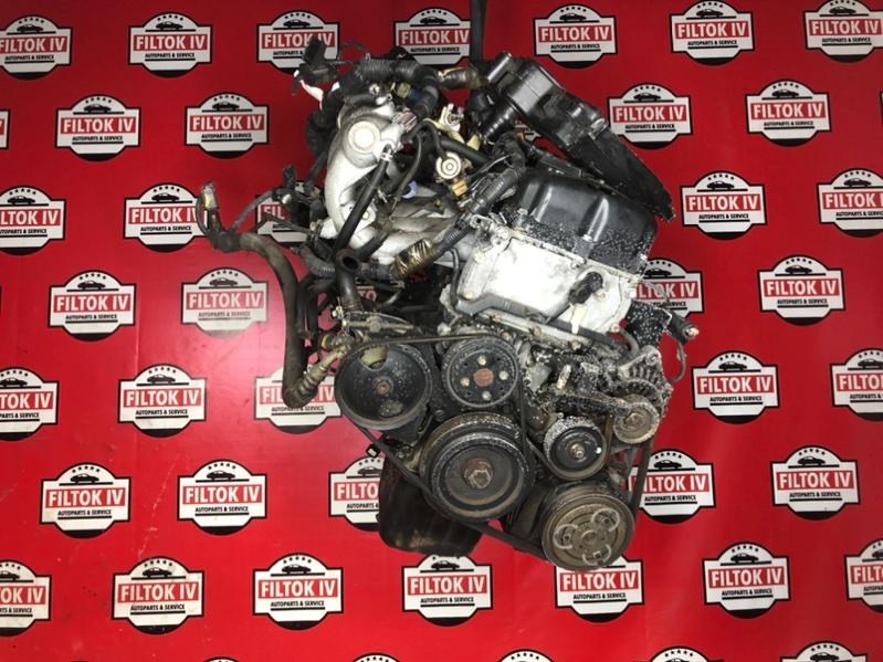 Двигатель Nissan Wingroad WFY11 QG15DE 1999