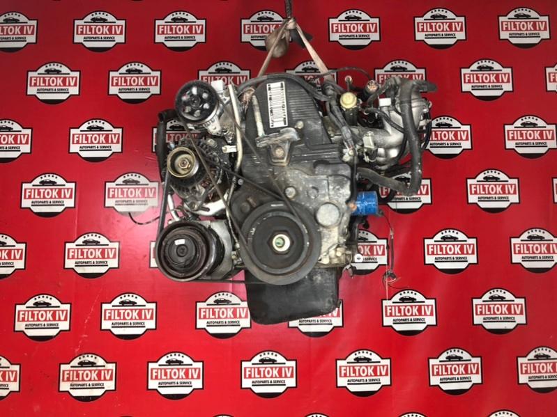 Двигатель Honda Odyssey RA6 F23A 2001