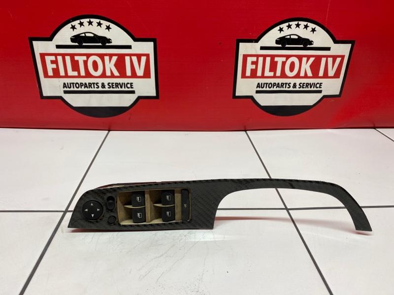 Блок управления стеклоподъемниками Bmw 3-Series E90 N52B30 2005 левый