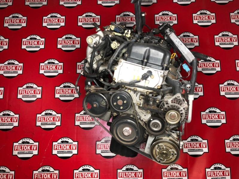Двигатель Nissan Sunny FB15 QG15DE 2001