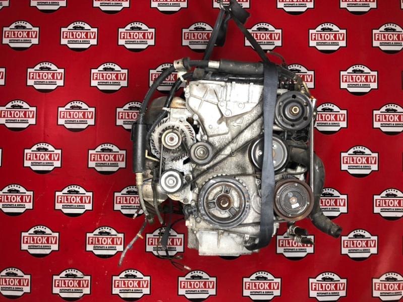 Двигатель Mazda Mpv LW3W L3DE 2005