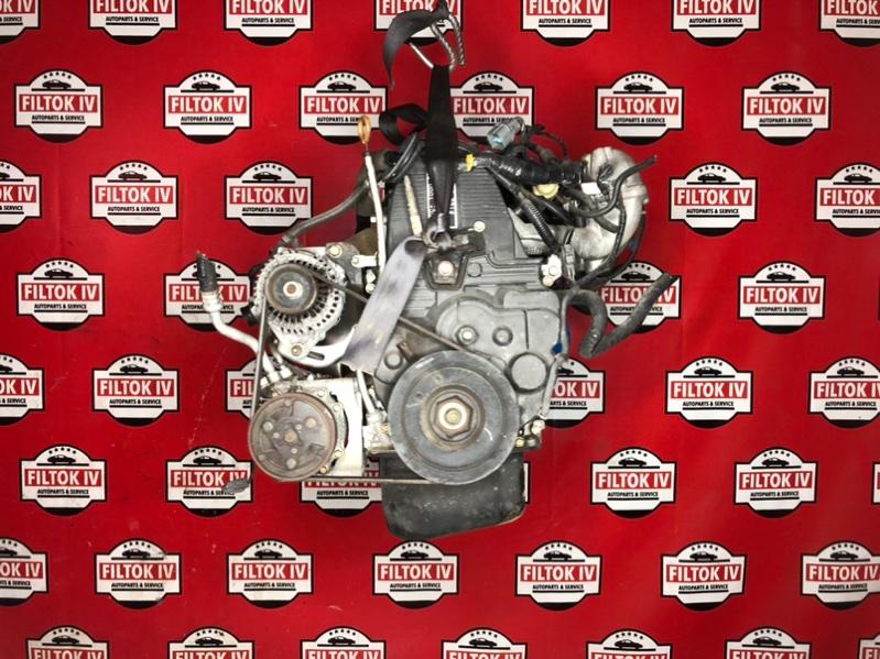 Двигатель Honda Accord CF3 F18B 2002