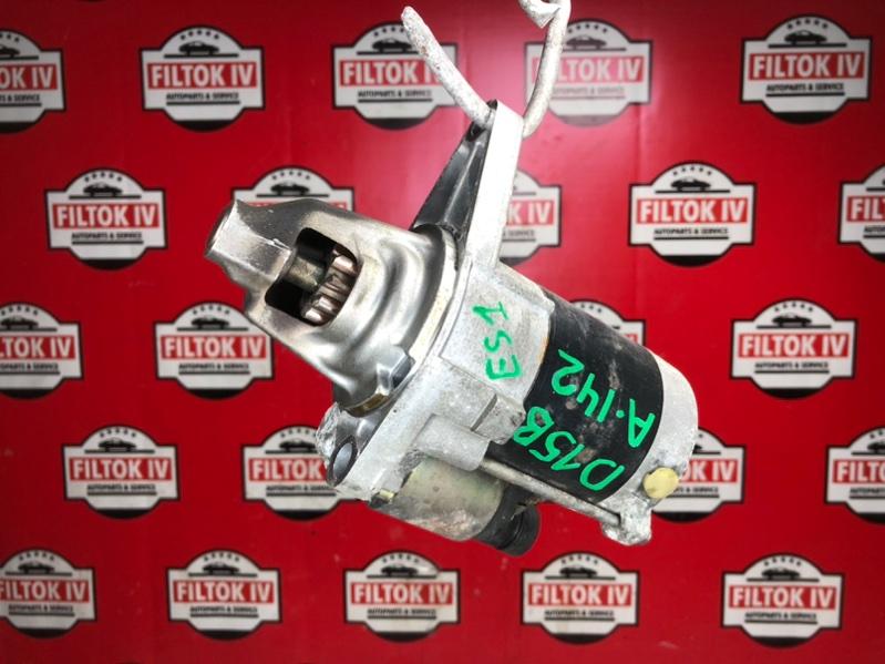 Стартер Honda Civic ES1 D15B 2000