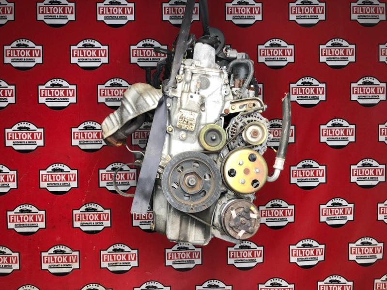 Двигатель Honda Fit GD1 L13A 2002