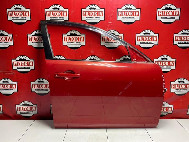 Дверь боковая Mazda Axela BKEP LFDE 2004 передняя правая