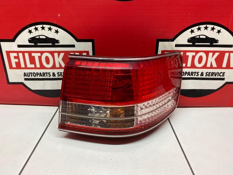 Стоп сигнал Toyota Mark Ii Wagon Qualis SXV20W 5SFE 2000 задний правый