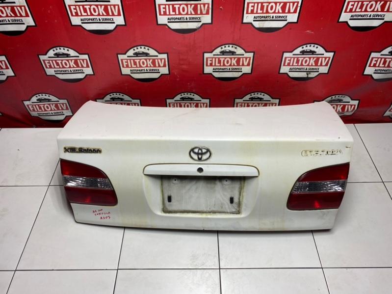 Крышка багажника Toyota Corolla AE110 5AFE 1998