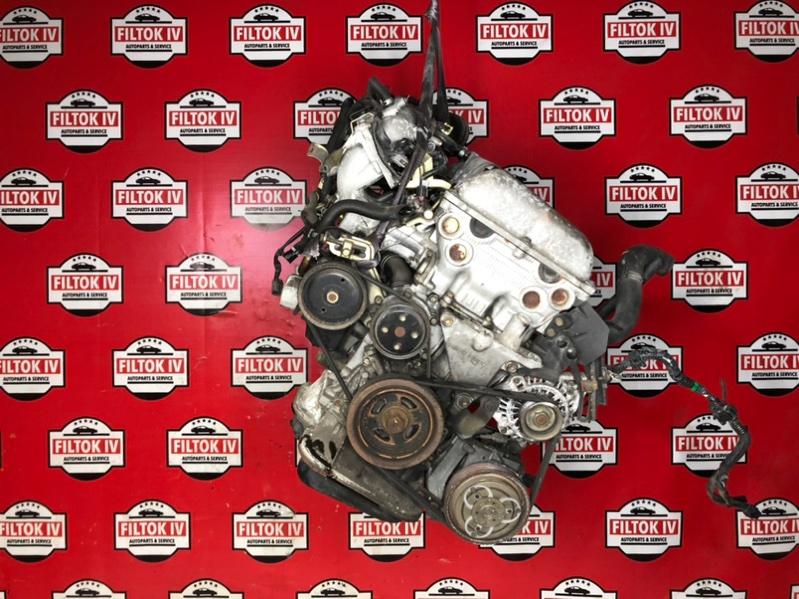 Двигатель Nissan R'nessa N30 SR20DE 1999