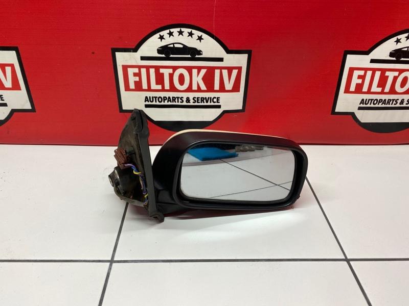 Зеркало Nissan Pulsar FN15 GA15DE 1997 правое