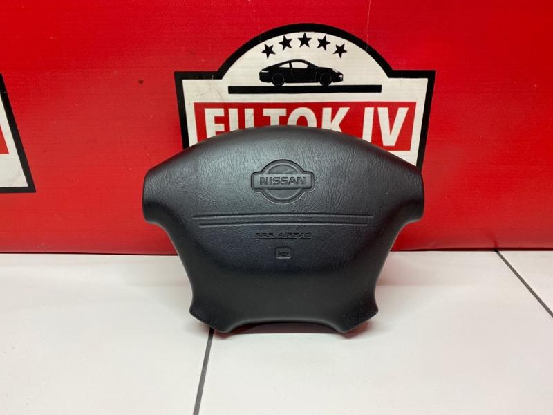 Подушка безопасности водителя Nissan Pulsar FN15 GA15DE 1997