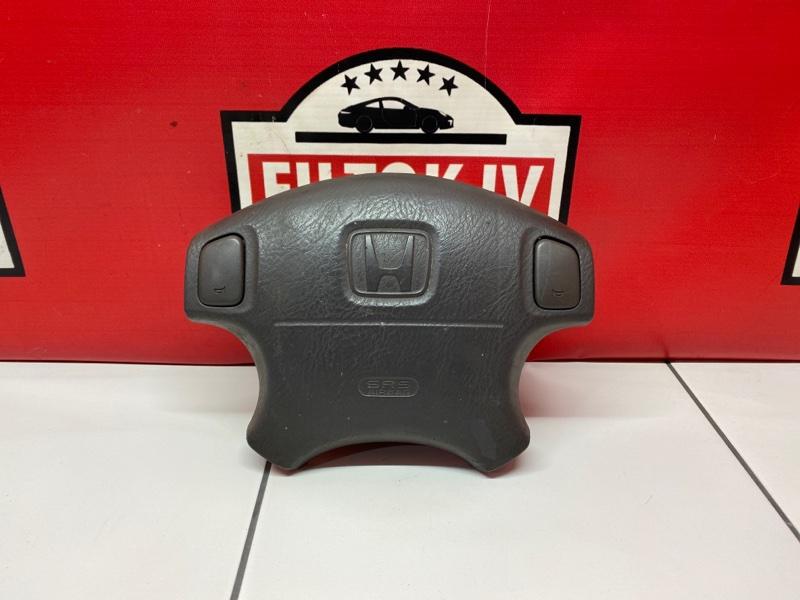 Подушка безопасности водителя Honda Stepwgn RF1 B20B 1999