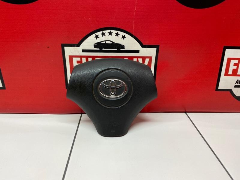 Подушка безопасности водителя Toyota Corolla Fielder NZE124G 1NZFE 2003