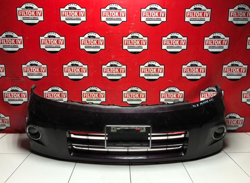 Бампер Nissan Presage TU31 QR25DE 2007 передний