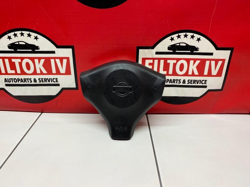 Подушка безопасности водителя Nissan X-Trail PNT30 SR20VET 2001