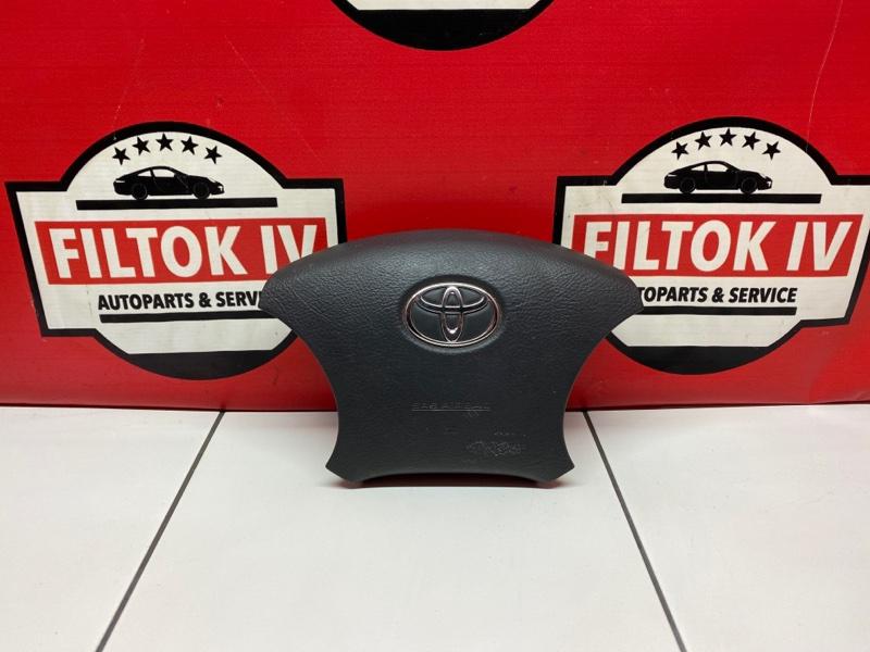 Подушка безопасности водителя Toyota Alphard MNH10 1MZFE 2005