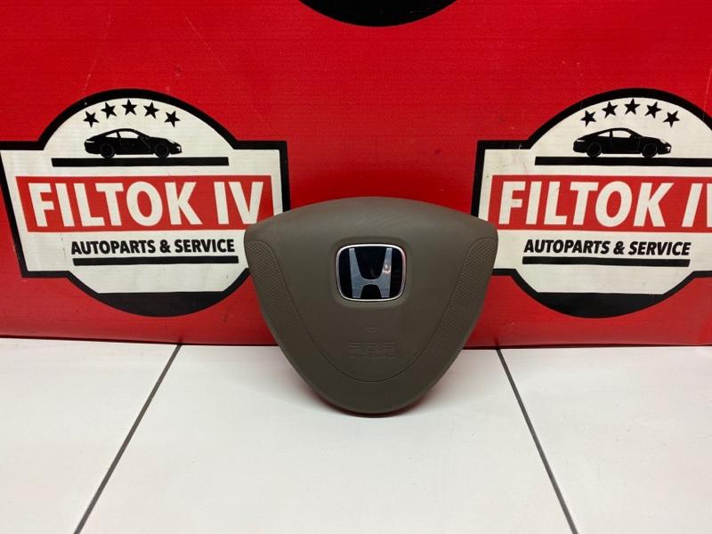 Подушка безопасности водителя Honda Fit Aria GD8 L15A 2007