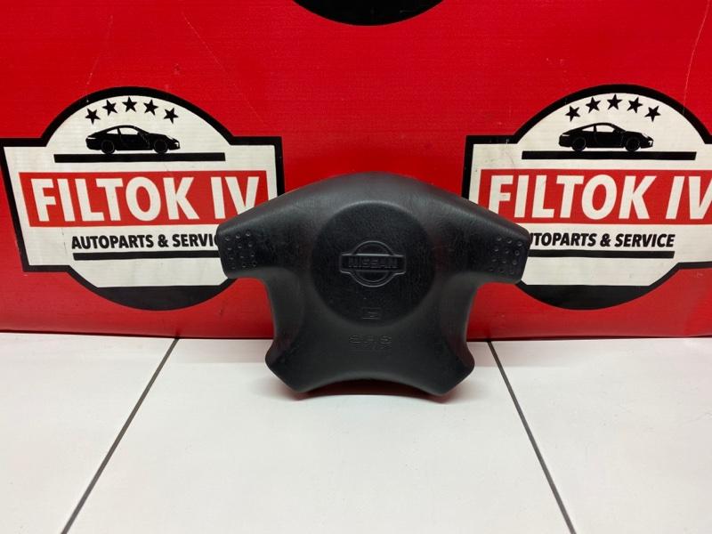 Подушка безопасности водителя Nissan R'nessa N30 SR20DE 1999