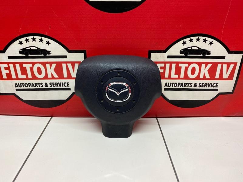 Подушка безопасности водителя Mazda Demio DY3W ZJVE 2004