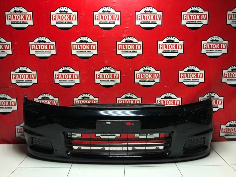 Бампер Honda Stepwgn RF7 K24A 2003 передний