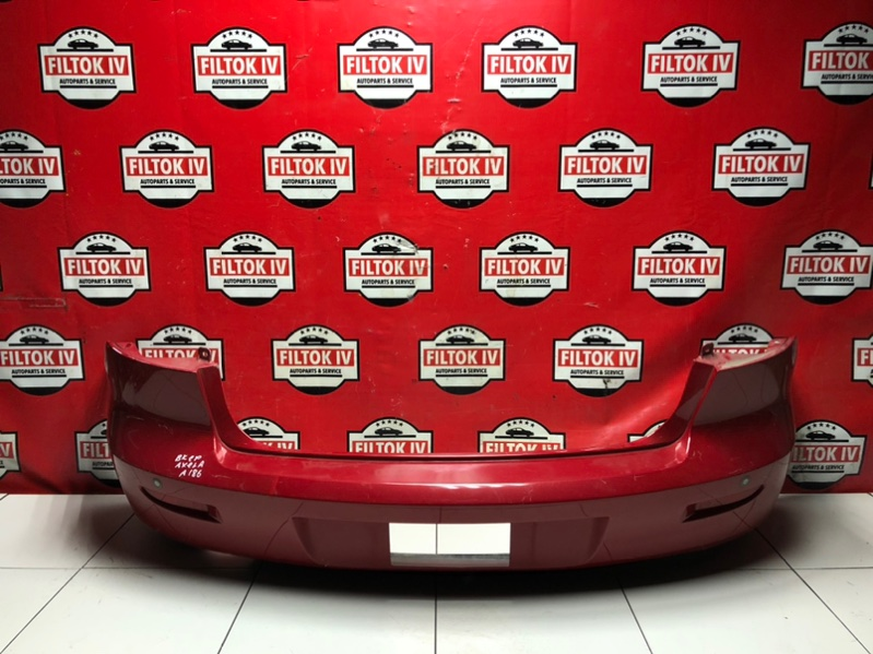 Бампер Mazda Axela BKEP LFDE 2004 задний