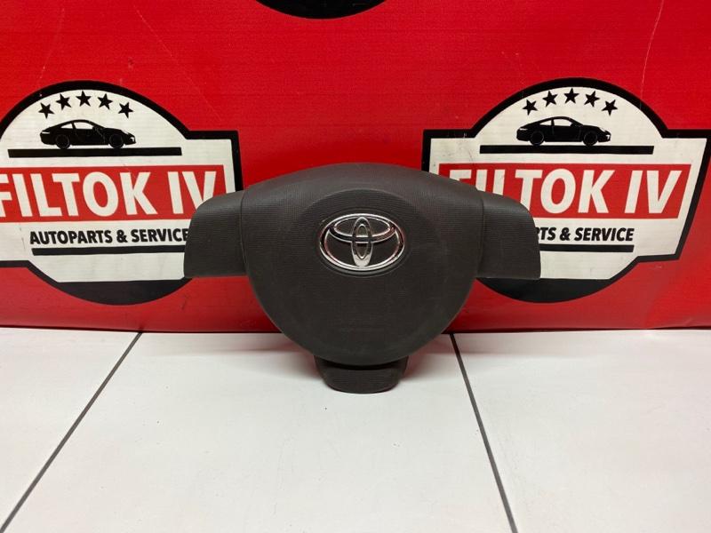Подушка безопасности водителя Toyota Passo KGC30 1KRFE 2010