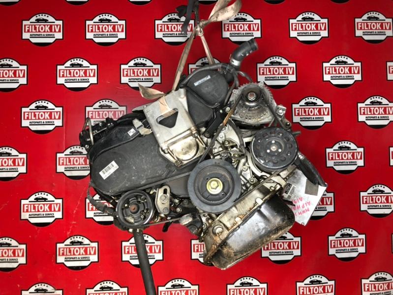 Двигатель Toyota Alphard MNH10 1MZFE 2005