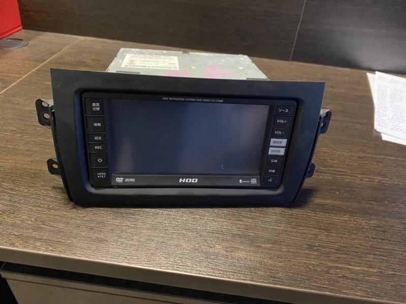 Магнитофон Suzuki Sx4 YA11S M15A 2007