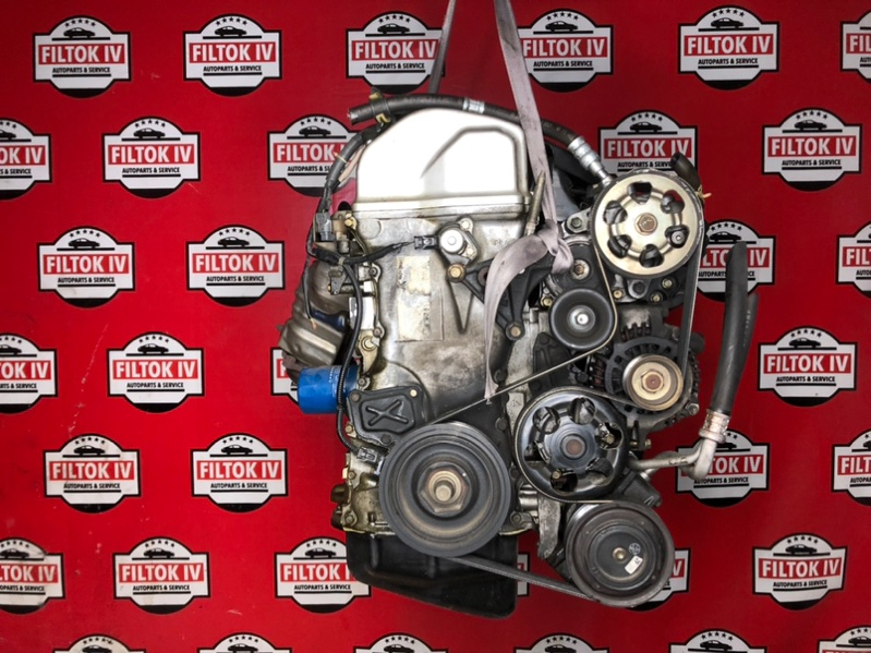 Двигатель Honda Stepwgn RF7 K24A 2003