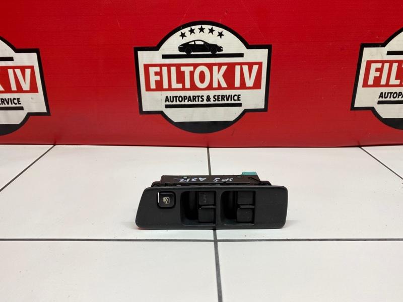 Блок управления стеклоподъемниками Subaru Forester SF5 EJ205 2000 правый