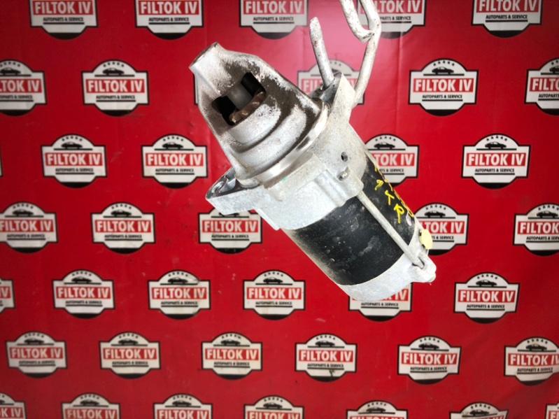 Стартер Toyota Passo KGC30 1KRFE 2010