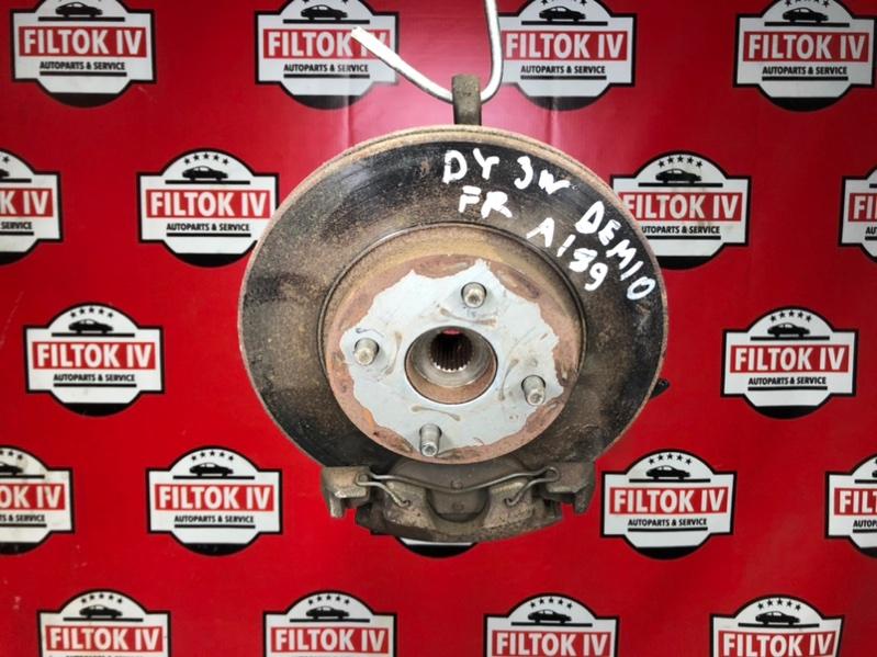 Ступица Mazda Demio DY3W ZJVE 2004 передняя правая