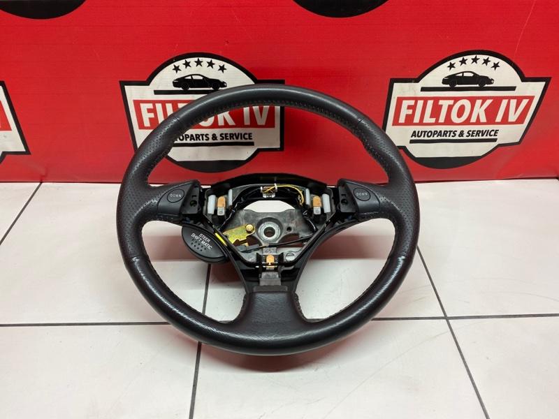 Руль Toyota Funcargo NCP21 1NZFE 2000