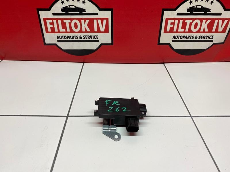 Блок управления дверьми Infiniti Qx80 Z62 VK56VD 2012 передний правый