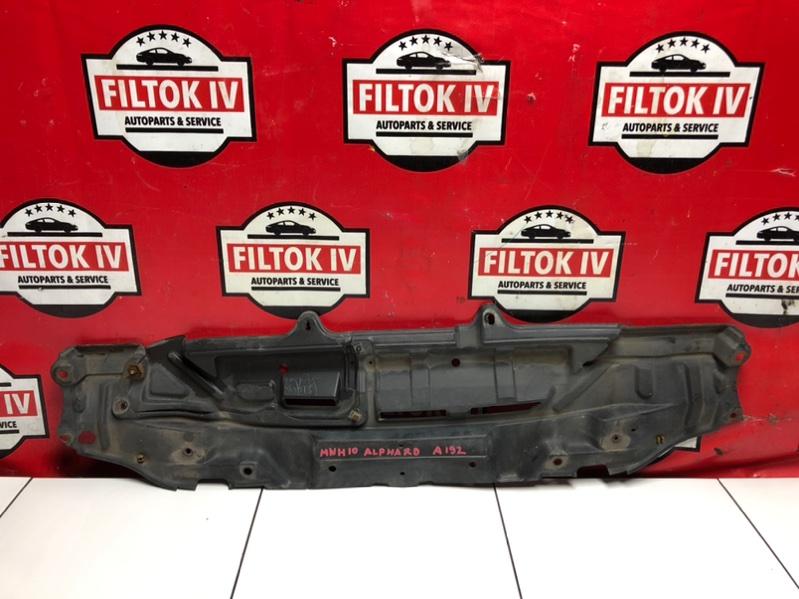 Защита двигателя Toyota Alphard MNH10 1MZFE 2005
