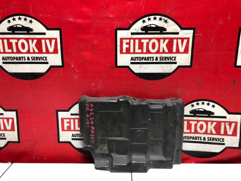 Защита двигателя Toyota Passo KGC30 1KRFE 2010 передняя правая