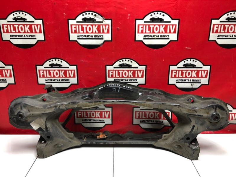 Балка Honda Odyssey RA3 F23A 1997 задняя