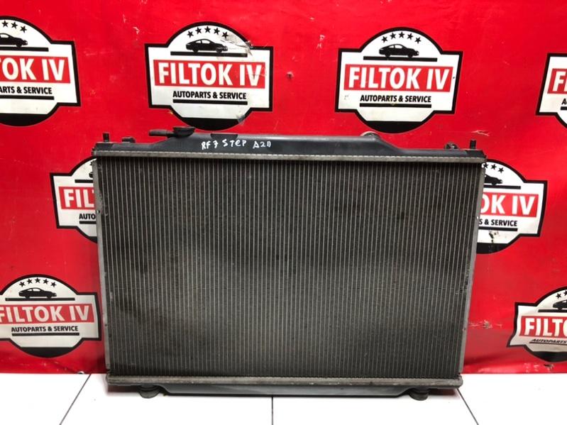 Радиатор основной Honda Stepwgn RF7 K24A 2003