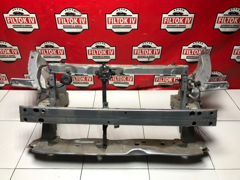 Рамка радиатора Toyota Passo KGC30 1KRFE 2010