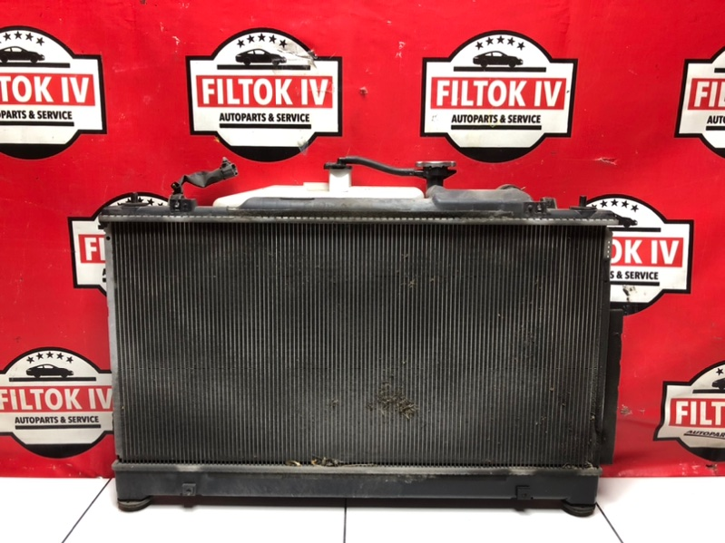 Радиатор основной Mazda Atenza GHEFP LFVE 2010